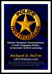 The Police Instructor Handbook - 5 Star Rating