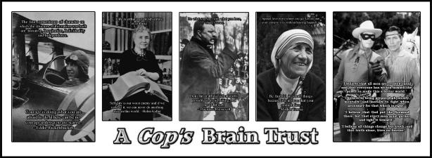 Cops Brain Trust